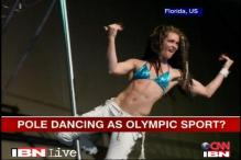 Pole dancing an Olympic sport?