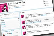 Story by Pultizer winner serialised on Twitter