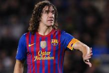 Puyol set to miss Euro 2012 after knee injury