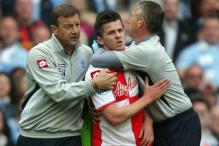 Barton gets 12-match ban for violent conduct