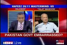 US must pass proof against Saeed to Pak: Talat Masood