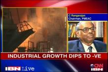 IIP figures are very disappointing: C Rangarajan