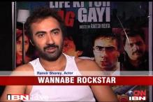 Actor Ranvir Shorey as 'Fatso'