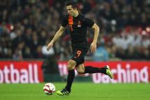 Euro 2012: Van Persie, Huntelaar unsure starters