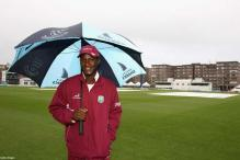 WI tour-opener in Eng ends in a damp draw