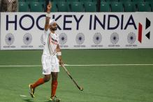 'India to play on blue turfs before Olympics'
