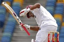Sarwan plays down interest in West Indies call-up