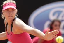 Sharapova, Li Na to play in Italian Open final