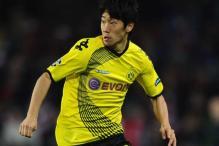 Dortmund midfielder Kagawa holds Ferguson talks