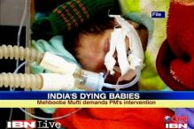 Another infant dies in Srinagar hospital