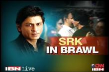 SRK blames stadium officials for manhandling the kids