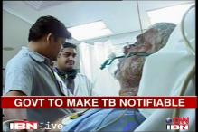 Govt makes tuberculosis a notifiable disease