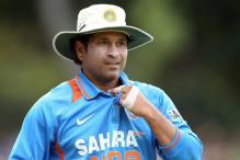 I'm a sportsman, not a politician: Sachin