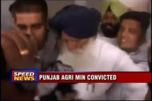 Punjab Agriculture Minister convicted in corruption case