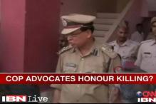 UP: DIG who advocated honour killing transferred