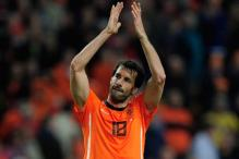 Dutch striker van Nistelrooy announces retirement