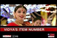 Watch: Vidya Balan's Lavani number in 'Ferrari Ki Sawari'
