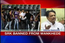 MCA slaps 5-year Wankhede ban on SRK