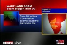 Karnataka sets up panel to probe Wakf land scam