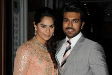 Tahiliani designs Upasna-Ram Charan's wedding outfits