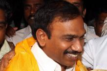 After jail stint, Raja to visit his constituency