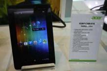 Acer unveils Iconia Tab A110, A210