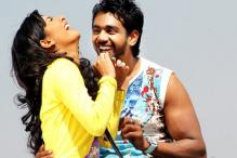 Kannada Friday: Dhruv, Radhika in 'Addhuri'