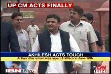 Dalit rape: Akhilesh Yadav suspends top policemen