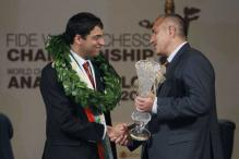 Fifth world title my toughest ever win: Anand