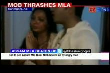 Assam MLA beaten up for alleged bigamy
