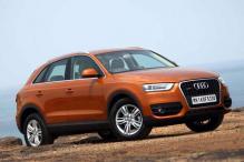 2012 Audi Q3 in India road test