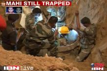 Mahi rescue: Army gives up, DMRC called in