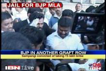 Bribery case: K'taka BJP MLA Sampangi seeks bail