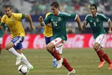 Mexico win ends Brazil 10-match unbeaten run
