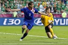 Strikers give Croatia a chance at Euro 2012