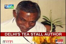 Meet the 'chaiwallah' who is also an author