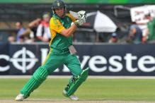 de Villiers targets ODI success in England