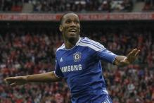 Drogba signs for Shanghai Shenhua