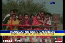 Cong help for SP: no candidate against Dimple