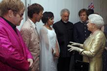 In pics: Queen Elizabeth's Diamond Jubilee concert