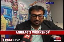 Anurag Kashyap holds workshop on coal mafia for journalists