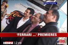 Vidhu Vinod Chopra's 'Ferrari Ki Sawari' premieres