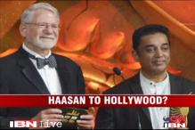 Simply South: Kamal Haasan heads to Hollywood?
