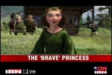 Pixar's first heroine: 'Brave' Princess