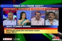 FTN: Should the IITs be totally independent from the govt?
