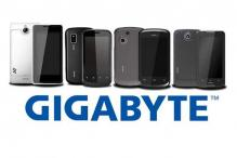Gigabyte launches 4 dual-SIM phones with Android ICS