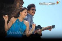 First Look: Upendra, Soundaraya's Kannada film 'Godfather'