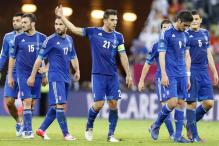 Germany throttled us, admits Greece coach