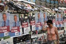 Greek exit polls: Top 2 parties neck and neck