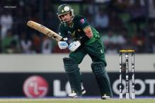 Hafeez's place in the team at stake
